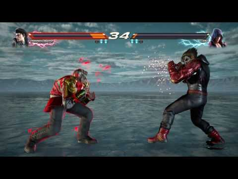 Tekken 7: All Character Moves   Character Guides - Page 4