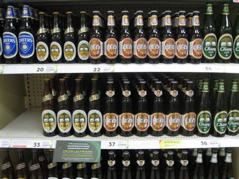 Beer in Thailand promotes good, healthy argument - The