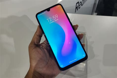 Redmi Note 7 with Snapdragon 660, Dot Notch display