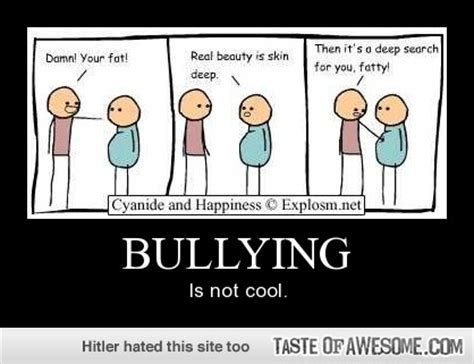 Funny Bullying Quotes