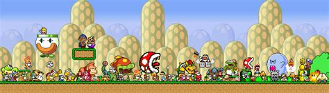 The 'Shroom:Issue L/Entertainment Section - Super Mario