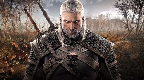 Five Actors Who Could Play Geralt Better in The Witcher