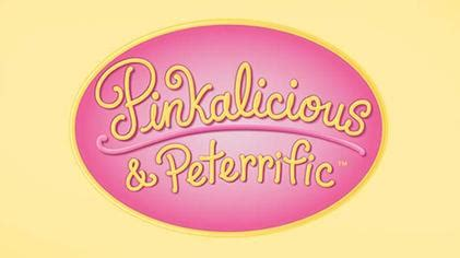 Pinkalicious & Peterrific - Wikipedia